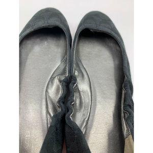 Coach Shoes - Coach Aly shoes 8 ballet flats slip ons black